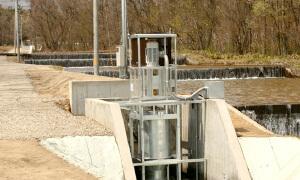岩手県 松川小水力発電所