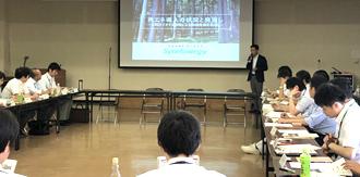 福島県主催の講演会「福島県再エネワークショップ」で講演