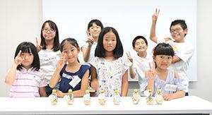 神戸本社で子ども参観日を初企画