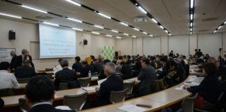 JSC-A×農都会議の「サステイナブルシンポジウム」(東京)でモデレーターとして登壇