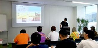 名城大学の学生向けに講演をしました